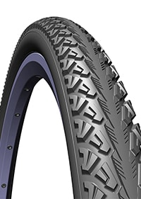 Mitas Bike Tire V81 Shield Black