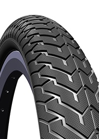 Mitas Bike Tire V94 Zirra F Black