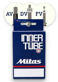Mitas Tube Classic with FV Valve
